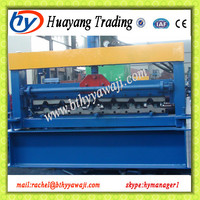 Best Selling Building Used Metal Wall Tile Galvanized Sheet Forming Machine