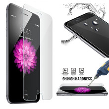 For iphone7 tempered glass screen protector/anti-fingerprint tempered glass screen protector for Iphone7/7plus screen protector