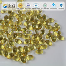 Gold supplier wheat germ oil softgel anti-oxidation