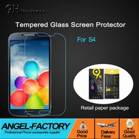 Tempered Glass Screen Protector for Samsung S4
