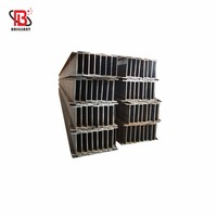 china factory ! galvanized structural steel profiles 22#b iron steel i beam