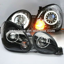 1998-2005 años de <span class=keywords><strong>lexus</strong></span> gs300 gs400 gs430 led head lamp angel eyes te negro vivienda