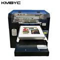 2017 high quality 6 colors cotton fabric digital printing machine cheap price