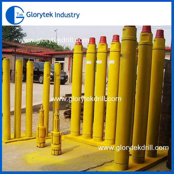 "Surface drilling/4"" High Air Pressure DTH Hammer Without Foot Valve for popular sale/Rock drilling tools"