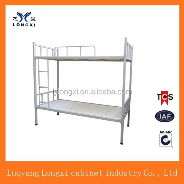 2017 hot selling cast iron bunk bed with keel base