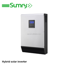 Factory direct sale pure sine wave inverter with PWM solar charge controller