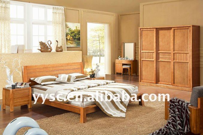 High Quality Bedroom Furniture Sets Buy Bedroom Furniture Solid Wood Bed Furniture Product On