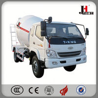 2015 China Top Brand Small Ready Mix Concrete Truck For Sale