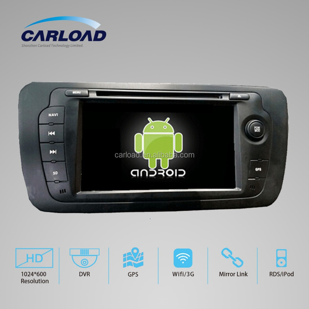 7 inch car radio/car DVD player with navigation for VW Seat ibiza 2013/Volkswagen Passat