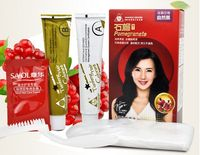 OEM Private Label Wild Fruits Hair Color Cream Hair Dye cream