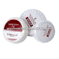 High grade hotel pure vagetable natural bath soap