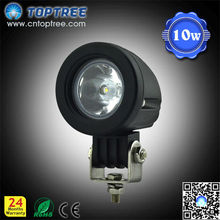 motorcycle part headlight type 10w cree led light
