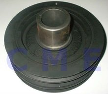Crankshaft Pulley Harmonic Blancer Damper pulley XM346A312AC Used on FORD RANGER (J97) 2.5T Diesel 1998-2006