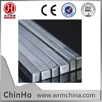 High Carbon Rectangle Steel Billet Slab Ingots