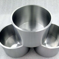Nickel Crucible For Melting