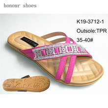 Made in China sale arab women sandals shoes and sandals indonesia Middle East slippers