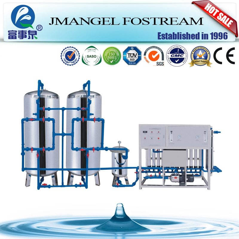 Factory made activated carbon filter water treatment plant operator photo