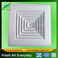 Hot sale plastic square exhaust vent cover