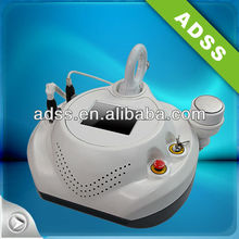 Ultrasonic Cavitation + Tripolar RF portable ultrasonic liposuction machine