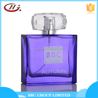 BBC Middle East Series - ME010 Best price floral purple glass bottles natural brand name active women perfume