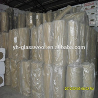 120kg density rock wool with wire
