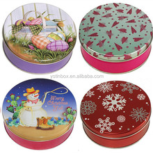 candy box for decoration floding candy tin can