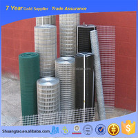 ISO certificate temporary mesh fence welded wire fence panels(Guangzhou factory)