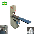 Low price toilet paper band saw cutter machinery