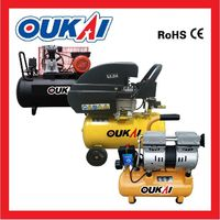 best model 24L 2hp direct drive full cover Air compressor