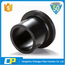 low price new material long neck hdpe pipe flange