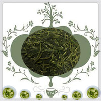 Ginseng loose leaf tea longjing tea green tea diet