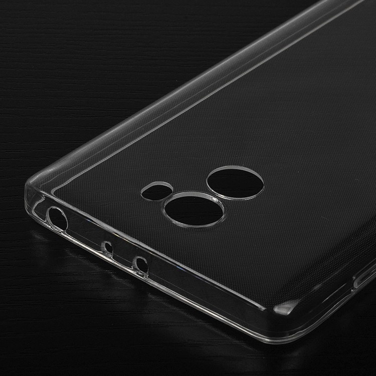 DFIFAN new arrival clear crystal flexible tpu case cover for xiaomi redmi 4x,for redmi 4 transparent soft case cover