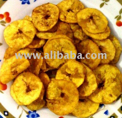 Traditional Banana Chips (Kerepek Pisang)