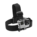 SHOOT head strap mount belt elastic headband Original for Gopro Hero 6 5 4s 4 3 2 1 camera