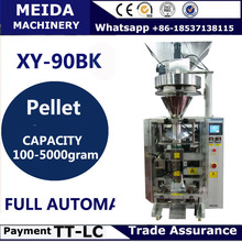 China cheap plastic pellet packing machine with good quality