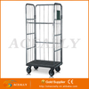 Aceally roll cage container shop store warehouse supermarket transportation cargo pallet trolley cart