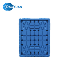 1100*1100*150 double sided nhựa bền pallet cho bán
