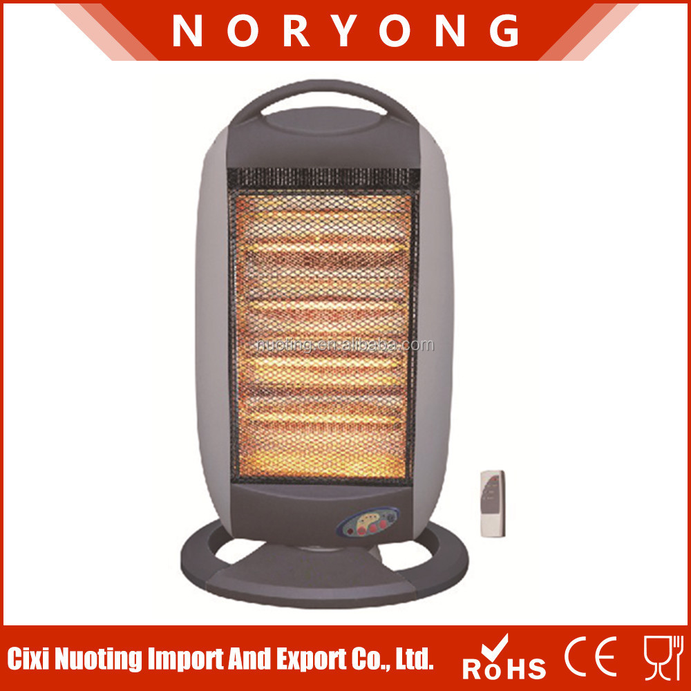 Electrical coi halogen heater with 1200W,1600W