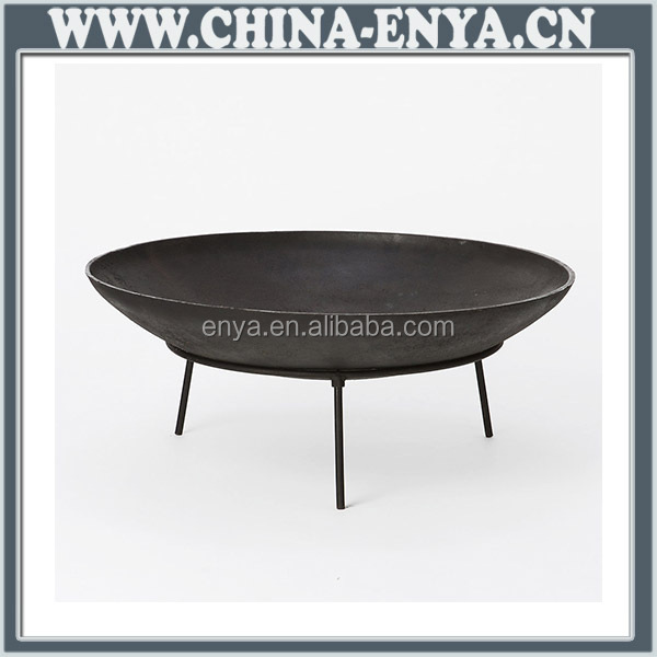High quality factory price wood burning fire pit