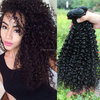 2016 Aliexpress hotsale kinky curly 3 bundles a lot brazilian virgin hair