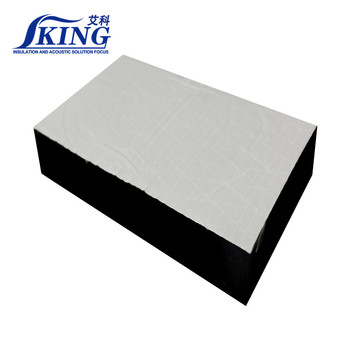 NBR Flexible Closed Cell Rubber Thermal Insulation Sheet