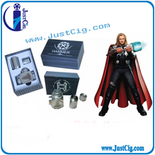 Hot selling Thor Full stainless steel clone mechanical ecig mod Hammer mod