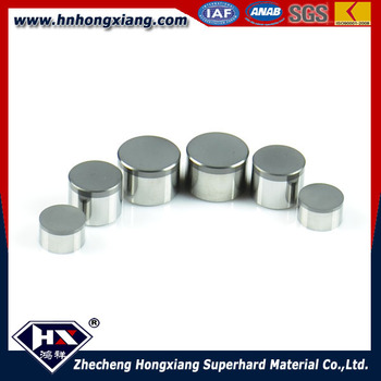 Flat PDC Cutter for Core bit/ PCD Blank