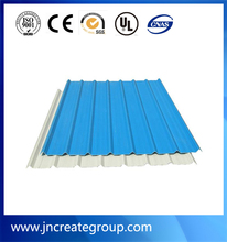 unique design corrugated metal roof sheet