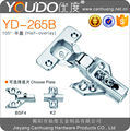 hot sale 105 degree cheap half-overlay hinges