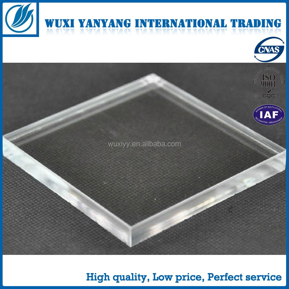 transaprent petg sheet board for acrylic shelf stand High toughness and impact Cold-formed non-white