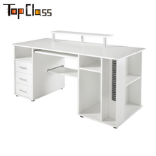 Top class 15MM PB sample computer table models with prices