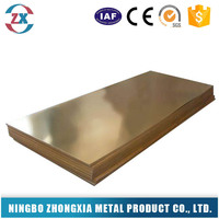 Factory directly wholesale manufacturer copper sheet