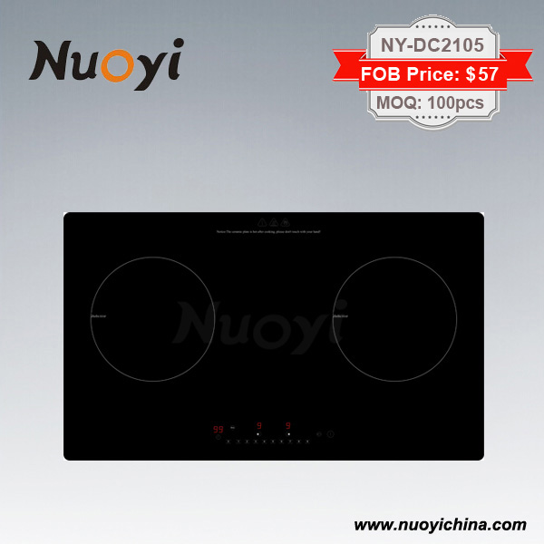 New mini double commercial induction cooker/induction cooktop/electric induction cooker