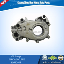 China supplier Car Hydraulic Engine Oil Pump for BUICK ENCLAVE 12640448